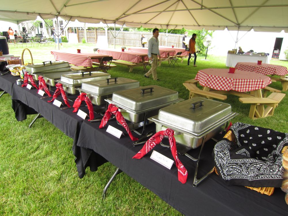 Our Bbq Catering Team Best Barbecue In Kentucky Lucky