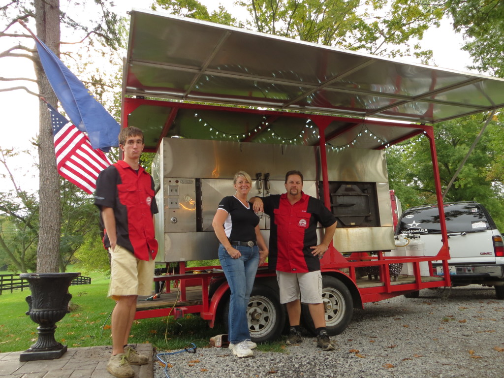 Lucky Dog BBQ Team Danville KY