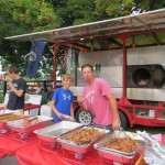 Kentucky BBQ Catering wedding caterer